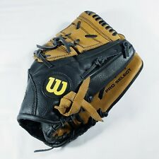 "WILSON PRO SELECT BASEBALL GLOVE A2476 RIGHTHAND THROWER 12.5"" Great Condition"