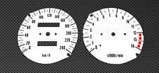 Suzuki Bandit GSF 600 GN77 Tachoscheiben Tacho GSF600 plates gauge dial