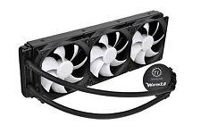 Thermaltake Water 3.0 Ultimate 360mm Quiet Liquid CPU Cooler Heatsink Fan Am4