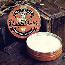 DAPPER DAN Matt Paste High Hold Low Shine Pomade 100 ml 3.38 oz, Scratch N Dent