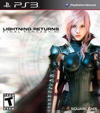 Lightning Returns: Final Fantasy XIII  13  (Sony Playstation 3)