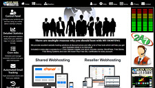 Style 3011 Turnkey Reseller Webhosting Website Free Billing System Included