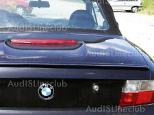 Unpainted Spoiler For BMW Z3 I Trunk lip spoiler boot wing style rear new 98