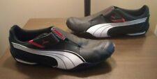 Puma black sneakers size 8.5