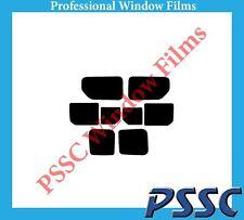 RENAULT Traffic 2015-2016 Rear Pre Cut Window Tint / Window Film / 20% Dark