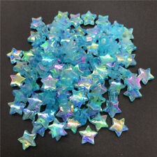 Sea Blue Beads For Jewelry Making Diy 20Pc 11X4Mm Spacer Beads Five-Pointed Star