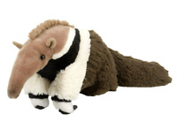 CUDDLEKINS ANTEATER PLUSH SOFT TOY 45CM STUFFED ANIMAL BY WILD REPUBLIC