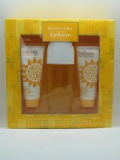 Sunflowers Perfume by Elizabeth Arden, 3 Piece Gift Set for Women