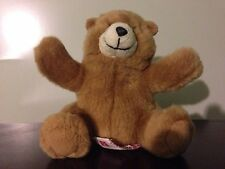 Russ Charmin Bear Plush Named Bill 5""