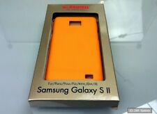Krusell 89543 ColorCover Case, Hülle für Samsung I9100 GALAXY S II, Orange, NEU