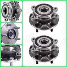 2006-2012 TOYOTA RAV4 3.5L-V6  FRONT WHEEL  HUB BEARING ASSEMBLY PAIR NEW SET