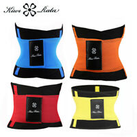 Sport Waist Trainer Weight Loss for Women Sweat Thermo Wrap Gym Body Shaper Belt