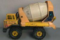 Vintage TONKA Turbo Mighty Diesel Cement Mixer Truck XMB 975 1980's Rare Toys