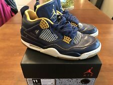 "Nike Air Jordan 4 Retro ""Dunk Above The Rim"" Style # 308497-425 Size 11"