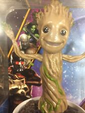 NEW Marvel Guardians of the Galaxy Solar Action Dancing Baby Groot 2 Sun Disney