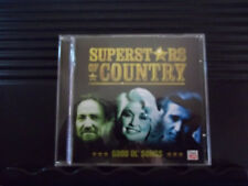 TIME LIFE Superstars of Country GOOD OL' SONGS, 2 CD BOX SET,LIKE NEW,