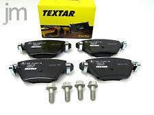 TEXTAR 2355701 4x Bremsbeläge Bremsklötze Satz Hinten FORD Mondeo JAGUAR X-Type