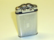 SUPERSNAP SEMI-AUTOMATIC POCKET LIGHTER - FEUERZEUG - 1950 - MADE IN ENGLAND