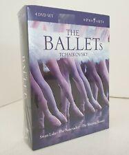 Tchaikovsky The Ballets 0809478009849 DVD Region 1 P H