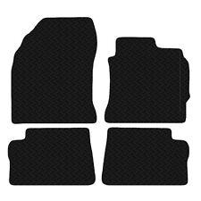 Toyota Auris 2013 - 2018 Black Floor Tailored Rubber Car Mats