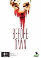 Before Dawn (DVD, 2014) Zombie Film - Region 4
