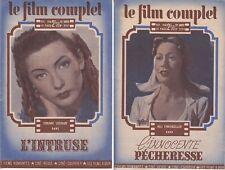 C1 Corinne LUCHAIRE L Intruse 1943 ILLUSTRE Heli FINKENZELLER Film Complet