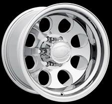 "17"" ION 171 Polished Wheels Rims 6x5.5 6 Lug Chevy GMC 1500 Toyota Truck"
