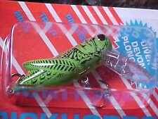 """Rebel 1 1/2"""" 1/10oz Ultra Lite Trout/Panfish/Perch Killer CrickHopper F7397"""