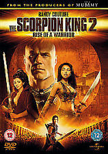 The Scorpion King 2 - Rise of a Warrior [DVD]new and sealed