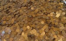 50 1909-1919 Wheat Pennies!  One Roll Of Teen Cents! Plus Bonus Indian Head Coin