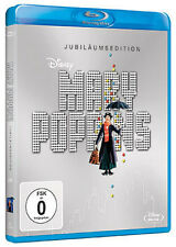 Mary Poppins Jubiläumsedition Blu-ray DVD Video