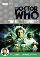 Doctor Who Twin Dilemma (Colin Baker) New DVD Region 2