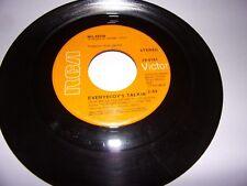 """45"""" Nilsson: Everybody's Talkin' / Rainmaker / 1969 / Oldies/ Jukebox / VG"""