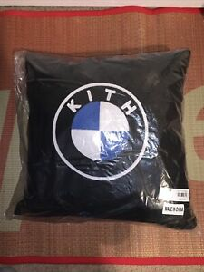 Kith X Bmw Pillow Fast Shipping