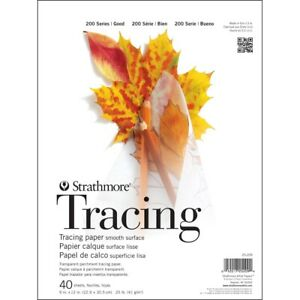 Strathmore 200 Series Tracing Paper Pad