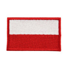 Sew-On Patch - Polish Flag