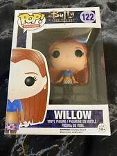 Buffy The Vampire Slayer Funko Pop! Vaulted Retired Tv Willow Vinyl Figure #122