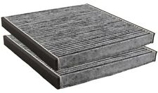 (2 PACK) Toyota Carbon Cabin Air Filter Fits OEM: 87139-YZZ03, 87139-87139-47010