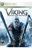 Viking: Battle for Asgard Xbox 360 Game Disc Only Vikings