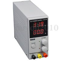 EU/US/AU Plug 30V 10A Switching Adjustable C Bench Power Supply LC igital