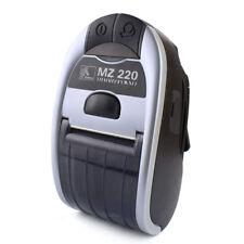 Original ZEBRA MZ220 PRINTER Portable Thermal Print BLUETOOTH Box NEW Mini