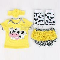 2019 Fashion Yellow Reborn Clothing Cotton Doll Baby Clothes Short Pants 22''