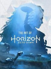 THE ART OF HORIZON ZERO DAWN - DAVIES, PAUL - NEW HARDCOVER BOOK