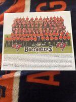 NFL TAMPA BAY BUCS early 2004 FOOTBALL MEMORABILIA (2003 Super-Bowl Champs)