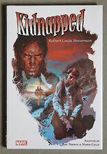 KIDNAPPED (Marvel Illustrated Hardcover Graphic Novel), NEW