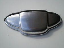 FIAT 600 MULTIPLA 1956 1100 1500 LUCE TARGA PLATE LIGHT ALTISSIMO art 89/1 RARO