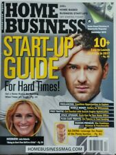 Home Business Dec 2016 Start Up Guide For Hard Times Home Based FREE SHIPPING sb