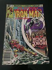 Marvel The Invincible Ironman Vol 1, # 161