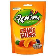 Rowntrees Frutta Gengive Borsa (150g) Dolci Inglesi