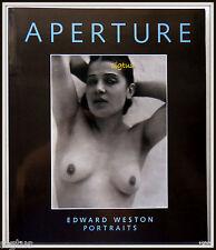 Aperture #140 Summer 1995-Edward Weston Photography PORTRAITS Near Mint!